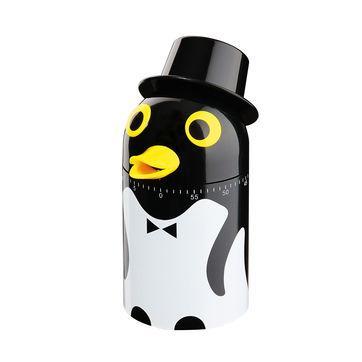Küchenprofi - Penguin - timer pingwin - wysokość: 14 cm