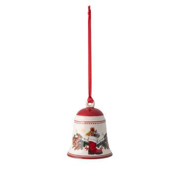 Villeroy & Boch - My Christmas Tree - dzwonek - leśne zwierzęta - wysokość: 7 cm