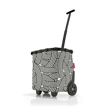 Reisenthel - carrycruiser - wózek na zakupy - olive green
