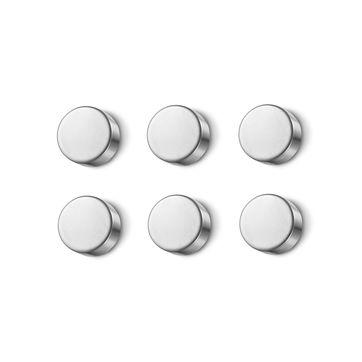 Zack - Cult - zestaw 6 magnesów - średnica: 2,2 cm
