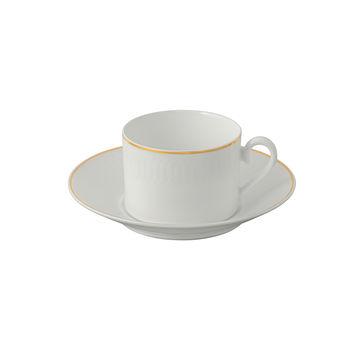 Villeroy & Boch - Château Septfontaines - filiżanka do herbaty ze spodkiem - pojemność: 0,2 l