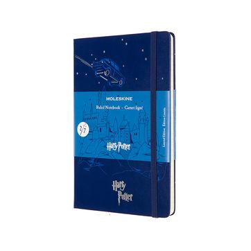 Moleskine - Harry Potter Book 2 - notatnik - Komnata Tajemnic - wymiary: 13 x 21 cm; w linie