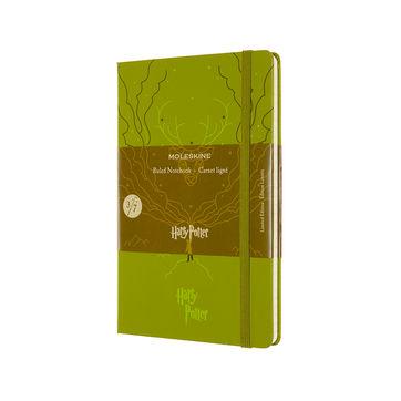 Moleskine - Harry Potter Book 3 - notatnik - Więzień Azkabanu - wymiary: 13 x 21 cm; w linie