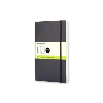 Moleskine - Classic - notatnik gładki - wymiary: 9 x 14 cm; miękka oprawa