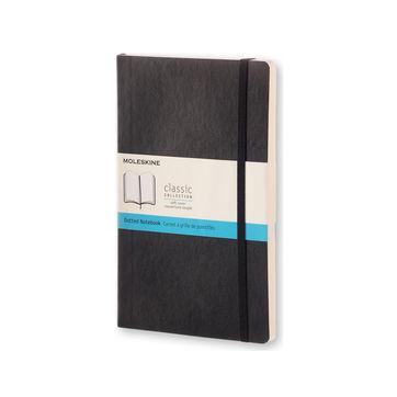 Moleskine - Classic - notatnik w kropki - wymiary: 13 x 21 cm; miękka oprawa