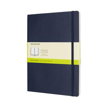 Moleskine - Classic - notatnik gładki - miękka oprawa