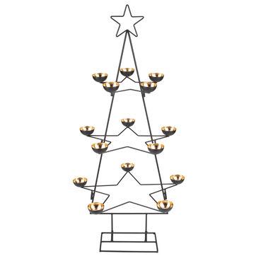 Villeroy & Boch - Christmas Decoration - metalowa choinka - wysokość: 90 cm