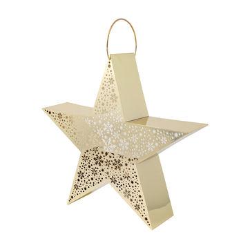 Villeroy & Boch - Christmas Decoration - lampion - gwiazda - wymiary: 26 x 9 x 25 cm