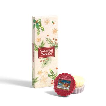 Yankee Candle - Magical Christmas Morning - zestaw prezentowy - 3 woski zapachowe - czas palenia: do 8 godzin