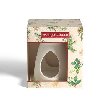 Yankee Candle - Magical Christmas Morning - zestaw prezentowy - kominek zapachowy i 3 woski - czas palenia: do 8 godzin