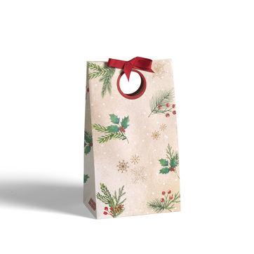 Yankee Candle - Magical Christmas Morning - torebka prezentowa - na świece zapachowe Yankee Candle