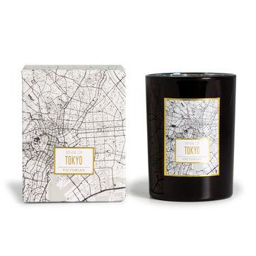 Victorian - Tokyo - świeca zapachowa - herbata ziołowa - czas palenia: do 45 godzin
