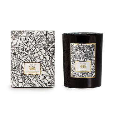 Victorian - Paris - świeca zapachowa - rośliny liściaste i kwiaty - czas palenia: do 45 godzin