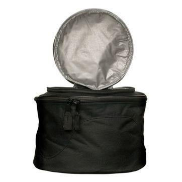 Sagaform - BBQ - przenośny mini grill i torba termiczna - czarna torba