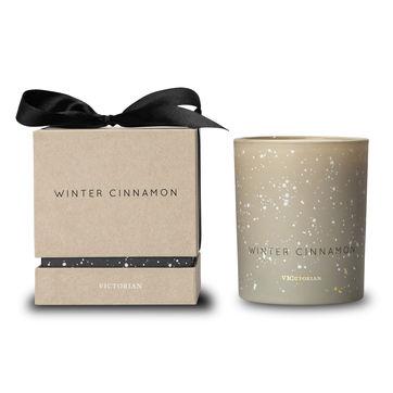 Victorian - Winter Cinnamon - świeca zapachowa - cynamon - czas palenia: do 38 godzin
