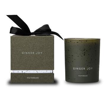 Victorian - Ginger Joy - świeca zapachowa - imbir - czas palenia: do 38 godzin