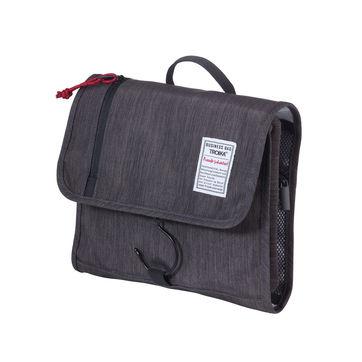 Troika - Business Washbag - kosmetyczka do zawieszenia - wymiary: 23,5 x 23,5 x 3,5 cm