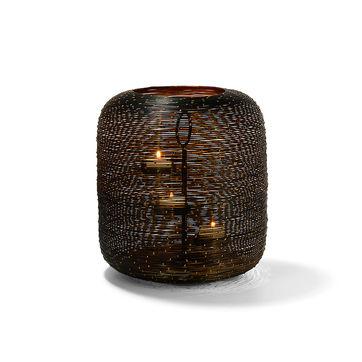 Philippi - Botswana - lampion na 3 tealighty - wysokość: 27 cm