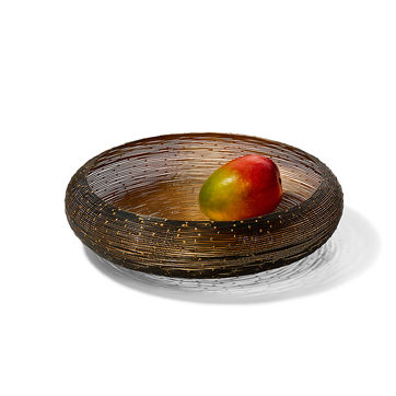 Philippi - Botswana - misa na owoce - średnica: 36 cm