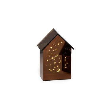 Philippi - Light House - lampion LED - wymiary: 14 x 9 x 20 cm
