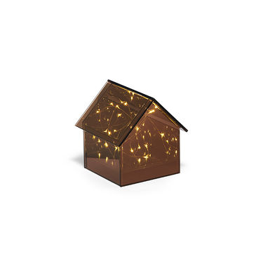 Philippi - Light House - lampion LED - wymiary: 14 x 14 x 15 cm