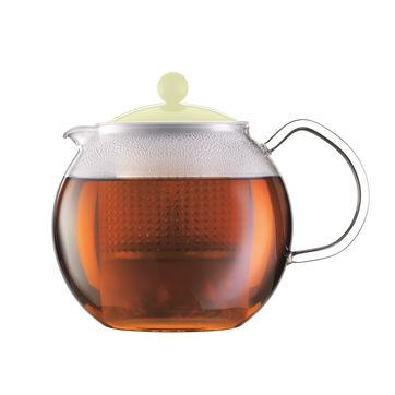Bodum - Assam - tłokowy zaparzacz do herbaty - pojemność: 1,0 l
