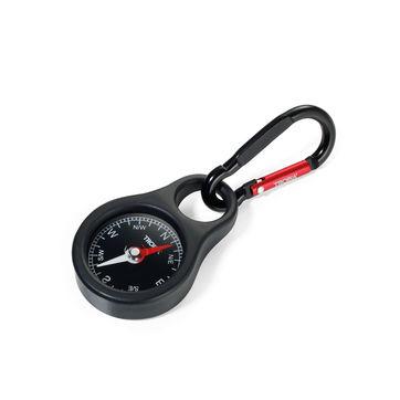 Troika - Wegweiser - brelok z kompasem - długość: 9,5 cm