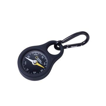 Troika - Nat Gao Wegweiser - brelok z kompasem - długość: 9,5 cm