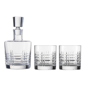 Schott Zwiesel - Basic Bar - zestaw do whiskey - 3 elementy