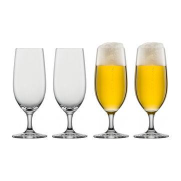 Schott Zwiesel - Beer Basic - 4 kieliszki do piwa - pojemność: 0,38 l