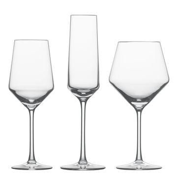 Schott Zwiesel - Pure - zestaw kieliszków do wina - 6 elementów