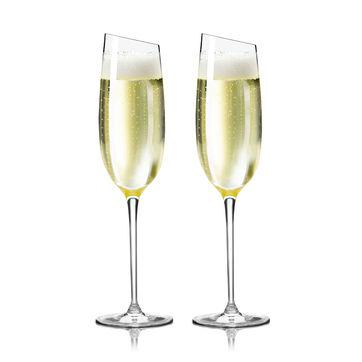 Eva Solo - 2 kieliszki do szampana - pojemność: 0,2 l