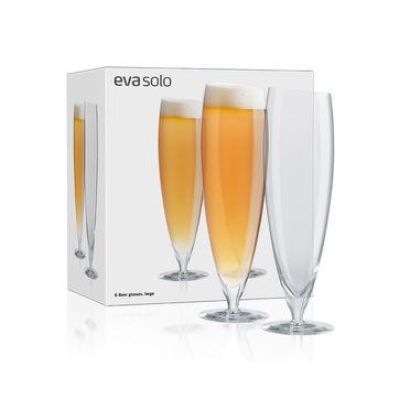 Eva Solo - 6 kieliszków do piwa - pojemność: 0,5 l