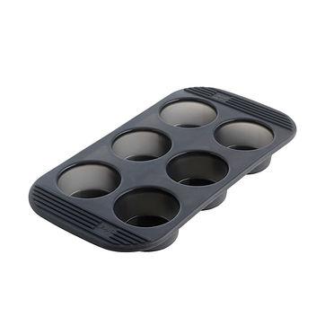 Mastrad - forma na muffiny - wymiary: 33 x 17,5 x 4 cm