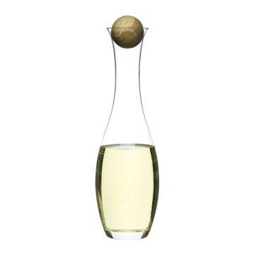 Sagaform - Nature - karafka na wino - pojemność: 1,0 l