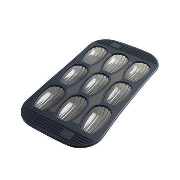 Mastrad - forma na magdalenki - wymiary: 33,5 x 17,5 x 2 cm