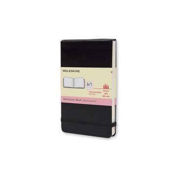 Moleskine - Watercolor Album - album do akwareli - 60 stron; wymiary: 9 x 14 cm (Pocket)