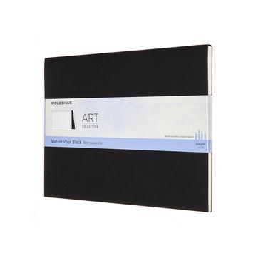 Moleskine - Watercolor Block - blok do akwareli - 20 stron