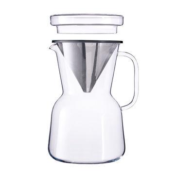 Jenaer Glas - Aroma - kafeteria przelewowa - pojemność: 1,2 l