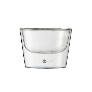 Jenaer Glas - Primo - 2 miseczki o podwójnych ściankach - pojemność: 0,3 l