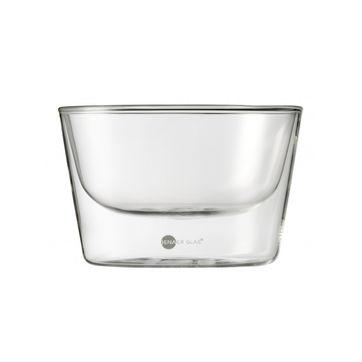 Jenaer Glas - Primo - 2 miseczki o podwójnych ściankach