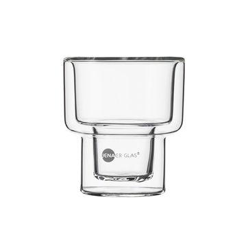 Jenaer Glas - Hot'n'Cool - 2 szklanki o podwójnych ściankach - pojemność: 0,2 l