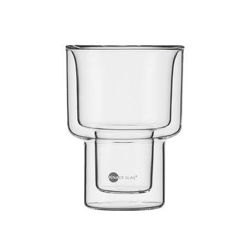 Jenaer Glas - Hot'n'Cool - 2 szklanki o podwójnych ściankach - pojemność: 0,3 l