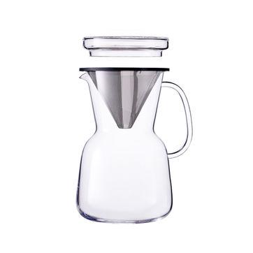 Jenaer Glas - Aroma - kafeteria przelewowa - pojemność: 0,6 l