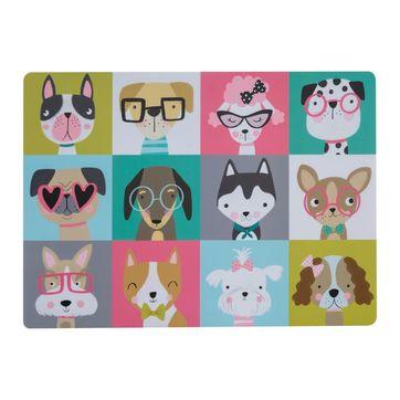 Mason Cash - Pawtrait - podkładka pod miski dla psa - wymiary: 43 x 31 cm