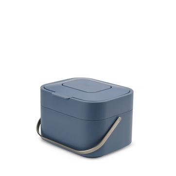 Joseph Joseph - Stack - pojemnik na odpady z filtrem pochłaniającym zapachy - wymiary: 23 x 20 x 16 cm