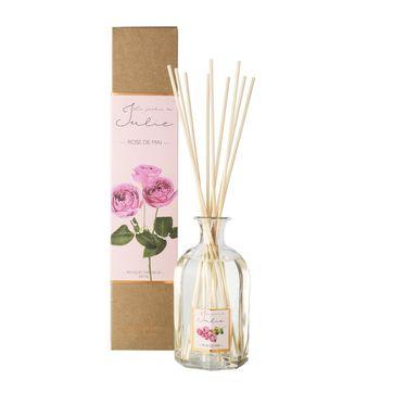 Lacrosse - Rose de Mai - patyczki zapachowe - róża stulistna - pojemność: 330 ml
