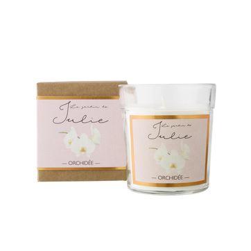 Lacrosse - Orchidée - świeca zapachowa - storczyk - czas palenia: do 40 godzin