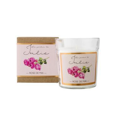 Lacrosse - Rose de Mai - świeca zapachowa - róża stulistna - czas palenia: do 40 godzin