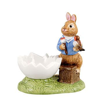 Villeroy & Boch - Annual Easter Edition 2021 - kieliszek na jajko - wymiary: 8 x 6,5 x 9 cm